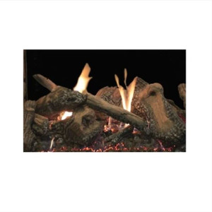 Empire Rushmore 40 Clean Face See Through Direct Vent Gas Fireplace | DVCT40CSP