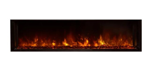 Modern Flames Landscape FullView 60-in Built-In Electric Fireplace - LFV2-60/15-SH