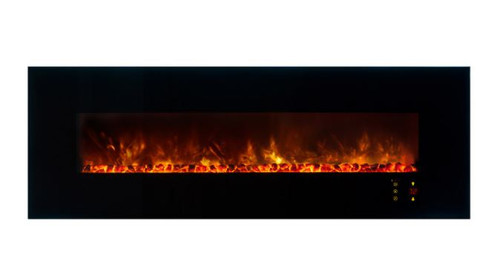 Modern Flames Ambiance 80-In Wall Mount Electric Fireplace - AL80CLX2
