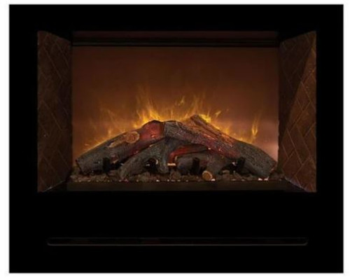 Modern Flames 42-In Home Fire Built-In Electric Fireplace