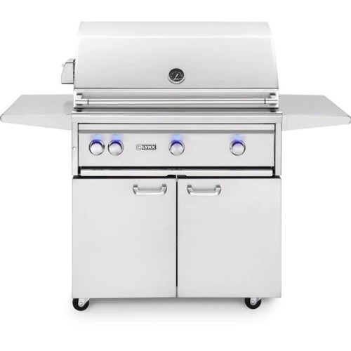Lynx Professional 36-Inch Propane Gas Grill With One Infrared Trident Burner And Rotisserie - L36TRF-LP