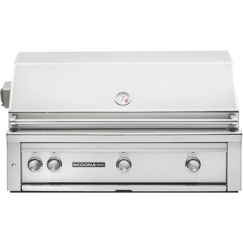 Lynx Sedona 42-Inch Built-In Propane Gas Grill With One Infrared ProSear Burner And Rotisserie L700PSR-LP