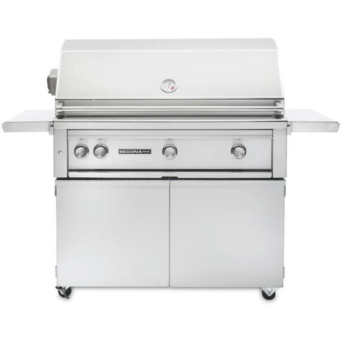Lynx Sedona Pre-Assembled 42-Inch Natural Gas Grill With One Infrared ProSear Burner And Rotisserie - L700PSFR-NG