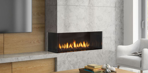 Chicago Corner 40LE Gas Fireplace