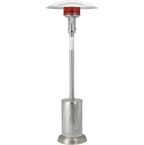 Sunglo 40000 BTU Propane Gas Patio Heater - Stainless Steel - A270-SS
