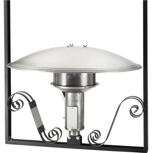 Sunglo 50000 BTU Natural Gas Hanging Patio Heater With Manual Ignition - A244MAN
