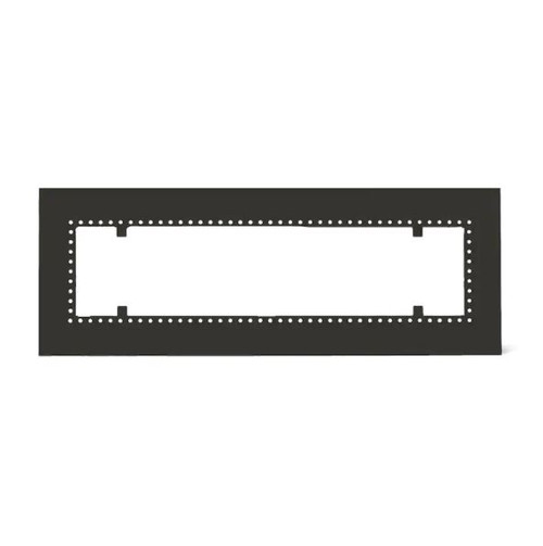 Infratech WD30 Flush Mount Frame For 33 Inch Heaters - Black - 18 2295BL