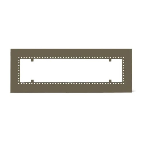 Infratech WD30 Flush Mount Frame For 33 Inch Heaters - Bronze - 18 2295BR