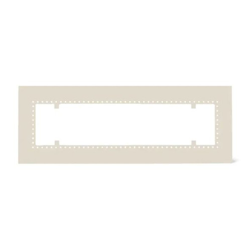 Infratech WD30 Flush Mount Frame For 33 Inch Heaters - Almond - 18 2295AL