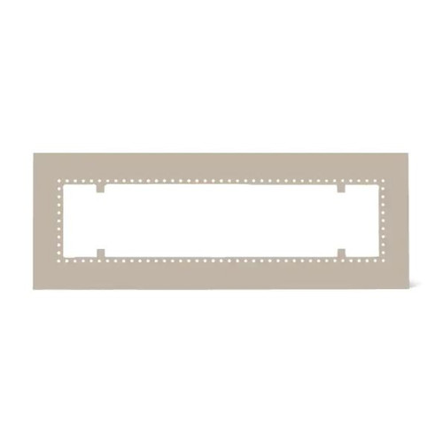Infratech WD30 Flush Mount Frame For 33 Inch Heaters - Beige - 18 2295BE