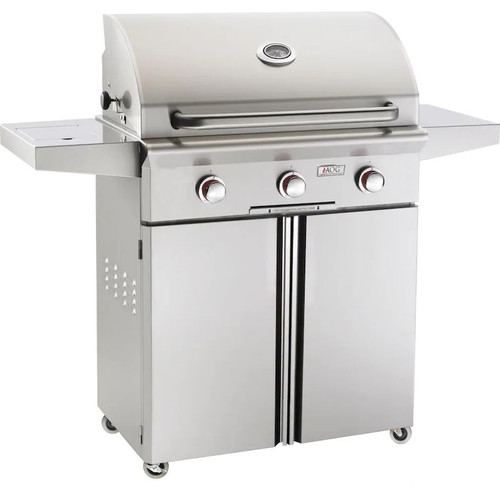 American Outdoor Grill T-Series 30-Inch 3-Burner Propane Gas Grill - 30PCT-00SP