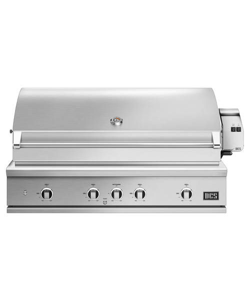 DCS Series 9 Evolution 48-Inch Built-In Propane Gas Grill With Rotisserie - BE1-48RC-L