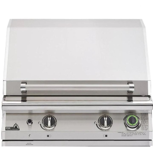 PGS T-Series Commercial 30-Inch Built-In Natural Gas Grill With Timer - S27TNG
