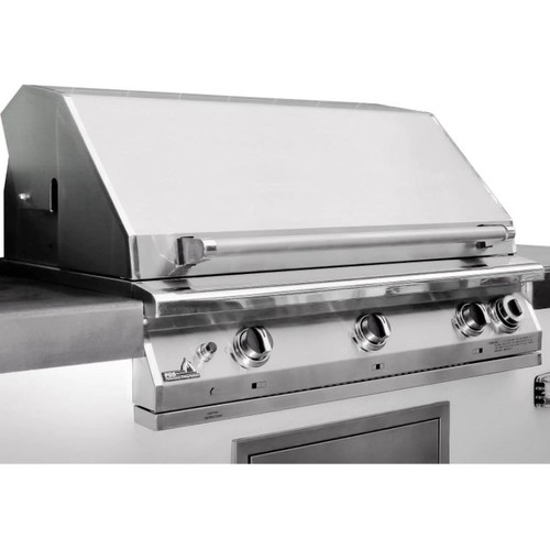 PGS T-Series Commercial 39-Inch Built-In Natural Gas Grill With Timer - S36TNG