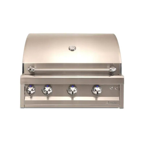 Artisan Professional 32-Inch 3-Burner Built-In Natural Gas Grill With Rotisserie - ARTP-32-NG