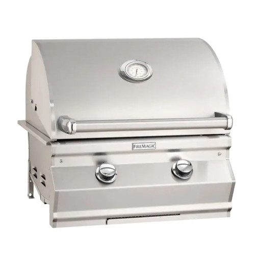 Fire Magic Choice C430I 24-Inch Built-In Propane Gas Grill With Analog Thermometer - C430I-RT1P