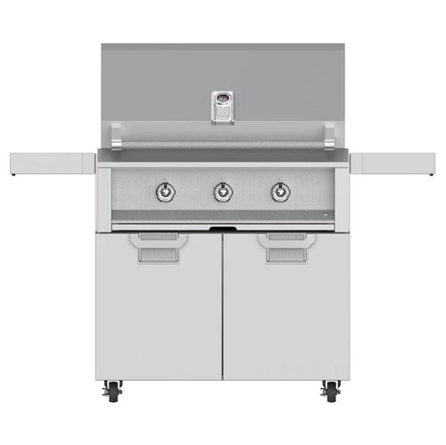Aspire By Hestan 36-Inch Natural Gas Grill - Steeletto - EAB36-NG-SS