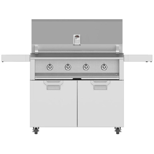 Aspire By Hestan 42-Inch Natural Gas Grill - Steeletto - EAB42-NG-SS