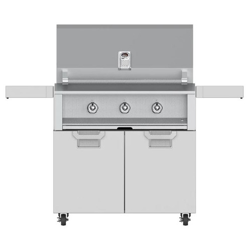 Aspire By Hestan 36-Inch Propane Gas Grill - Steeletto - EAB36-LP-SS