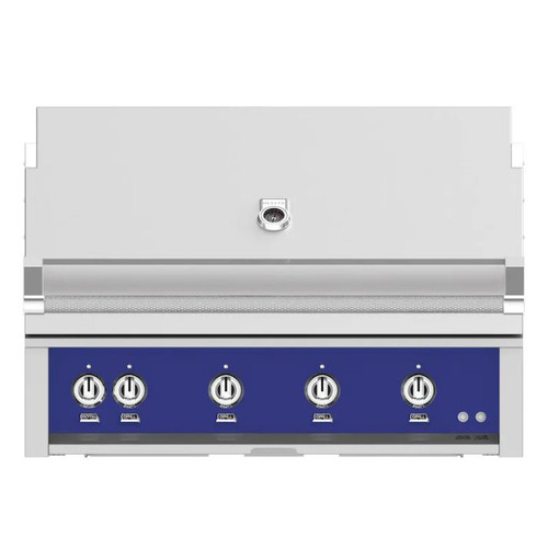 Hestan 42-Inch Built-In Natural Gas Grill W/ Rotisserie - Prince - GABR42-NG-BU