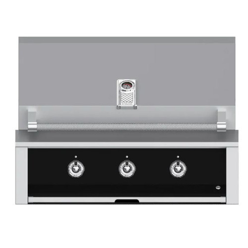 Aspire By Hestan 36-Inch Built-In Natural Gas Grill - Stealth - EAB36-NG-BK