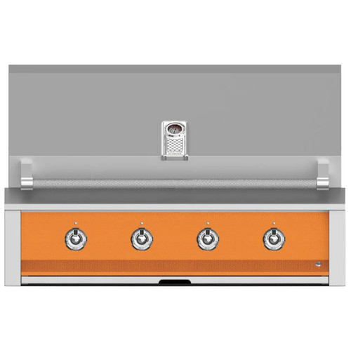 Aspire By Hestan 42-Inch Built-In Natural Gas Grill - Citra - EAB42-NG-OR