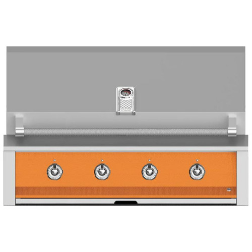 Aspire By Hestan 42-Inch Built-In Propane Gas Grill - Citra - EAB42-LP-OR