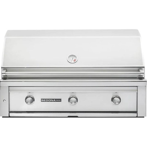 Lynx Sedona 42-Inch Built-In Natural Gas Grill With One Infrared ProSear Burner L700PS-NG