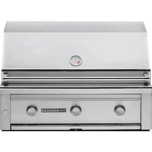 Lynx Sedona 36-Inch Built-In Propane Gas Grill With One Infrared ProSear Burner L600PS-LP