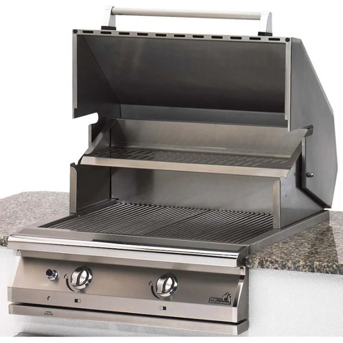 PGS Legacy Newport 30-Inch Built-In Natural Gas Grill - S27NG