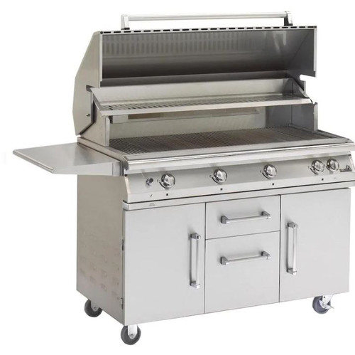 PGS Legacy Big Sur 51-Inch Natural Gas Grill With Rotisserie