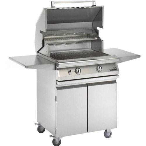 PGS Legacy Newport Gourmet 30-Inch Propane Gas Grill With Rotisserie