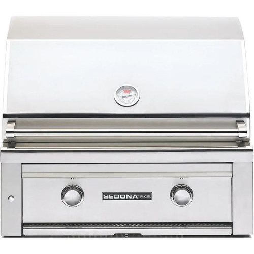 Lynx Sedona 30-Inch Built-In Natural Gas Grill With One Infrared ProSear Burner - L500PS-NG