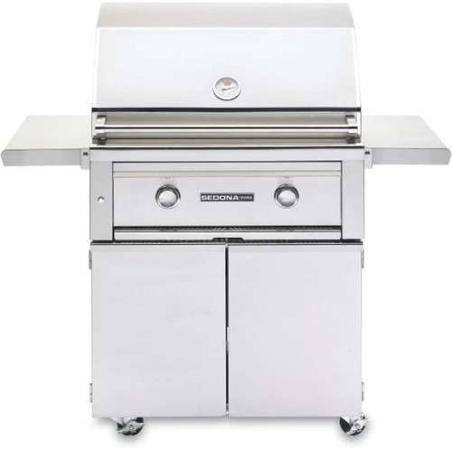 Lynx Sedona 30-Inch Natural Gas Grill With One Infrared ProSear Burner - L500PS-NG