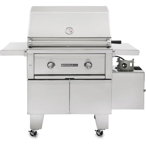 Lynx Sedona ADA 30-Inch Natural Gas Grill With One Infrared ProSear Burner - L500ADA-NG