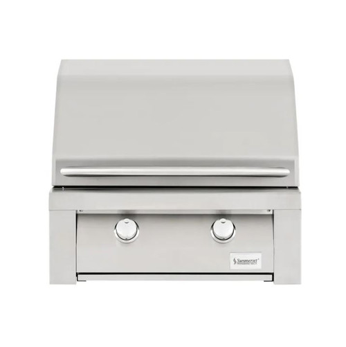 Summerset Builder 30-Inch 2-Burner Built-In Propane Gas Grill (Ships As Natural Gas With Conversion Fittings) - SBG30-LP