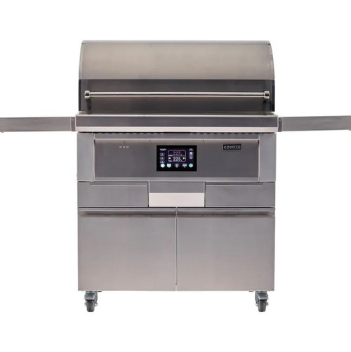 Coyote 36-Inch Pellet Grill - C1P36-FS