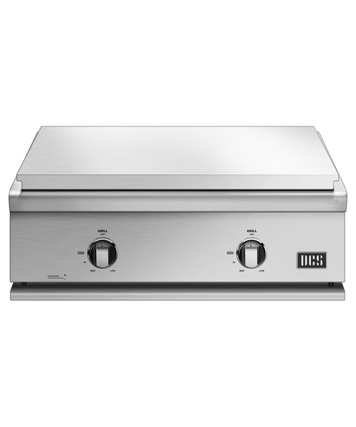 DCS Series 7 Liberty 30-Inch Built-In Natural Gas Grill - BFGC-30G-N