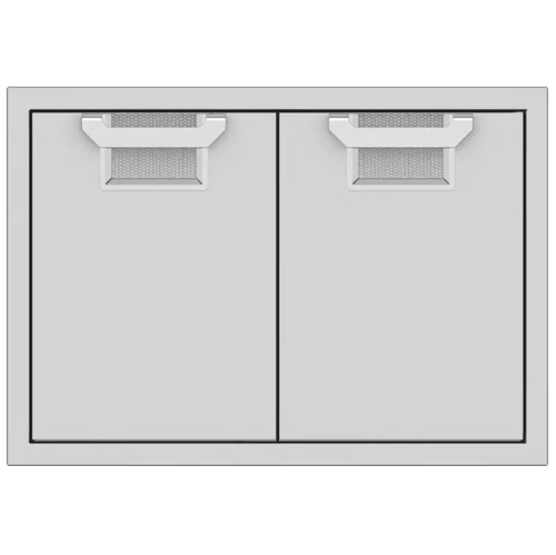 Aspire By Hestan 30-Inch Double Access Doors - Steeletto - AEAD30-SS