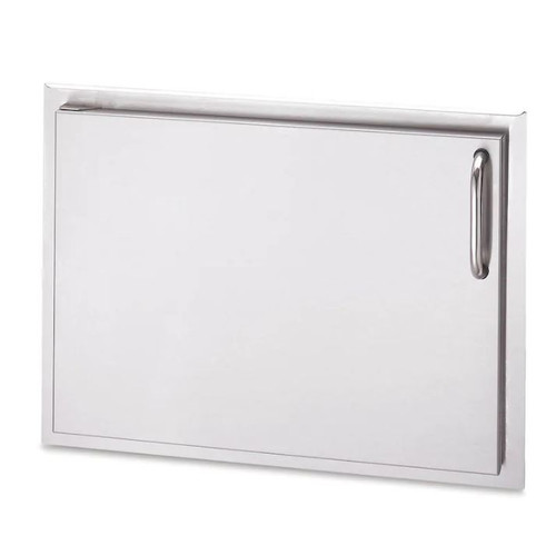 American Outdoor Grill 20-Inch Left Hinged Single Access Door - Horizontal - 14-20-SSDL
