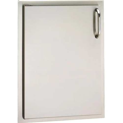 Fire Magic Select 14-Inch Left-Hinged Single Access Door - Vertical - 33920-SL