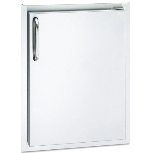 Fire Magic Select 14-Inch Right-Hinged Single Access Door - Vertical - 33920-SR