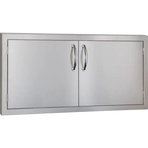 Summerset 45-Inch Stainless Steel Masonry Double Access Door - SSDD-45M
