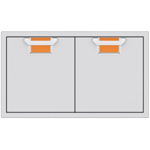 Aspire By Hestan 36-Inch Double Access Doors - Citra - AEAD36-OR