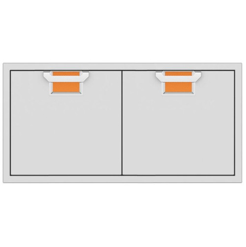 Aspire By Hestan 42-Inch Double Access Doors - Citra - AEAD42-OR