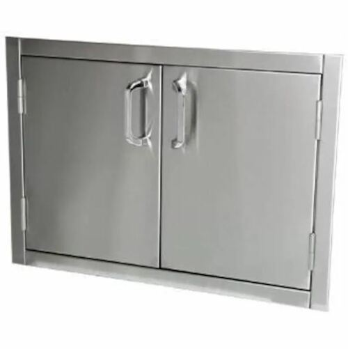 Solaire 30 Inch Flush Mount Double Access Door - SOL-FMD-30
