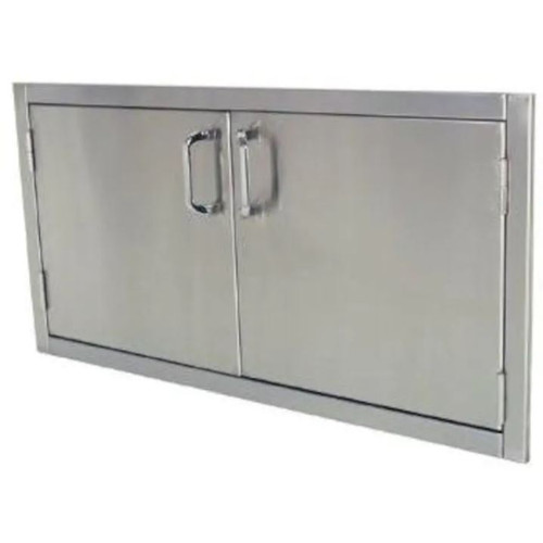 Solaire 42 Inch Flush Mount Double Access Door - SOL-FMD-42