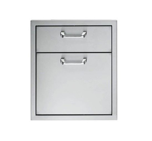 Lynx Professional 19-Inch Double Access Drawer - LDW19