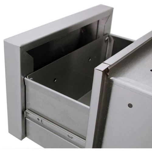 Solaire 14 Inch Triple Access Drawer - SOL-3D14S