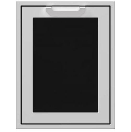 Hestan 20-Inch Roll-Out Trash And Recycle Center - Stealth - AGTRC20-BK